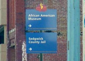They just renamed the county jail to the African American Museum Picture