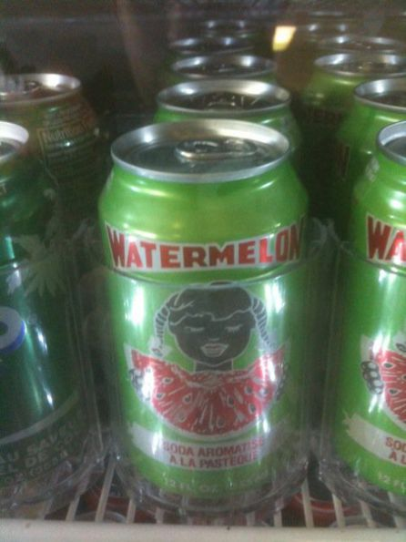 Found the most racist drink you'll ever see! Picture